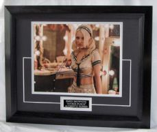 "A40EBSP EMILY BROWNING -  ""SUCKER PUNCH"" SIGNED"